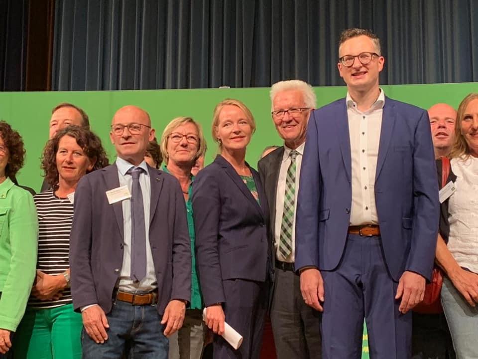 Thekla Walker MdL moderiert den Bürgerdialog in Herrenberg