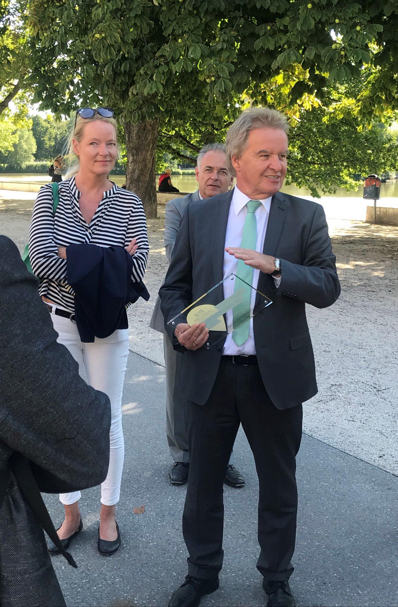 Landkreis Böblingen mit hervorragenden Projekten für den Klima- und Umweltschutz