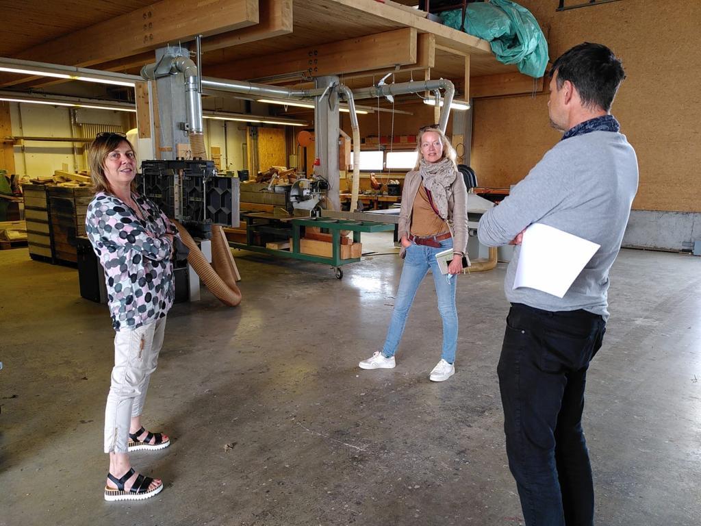 Sommertour – Thekla Walker unterwegs im Wahlkreis