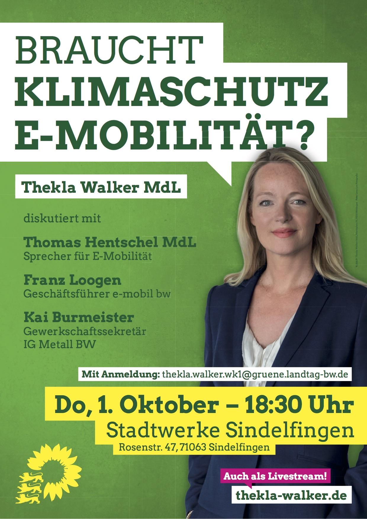 Braucht Klimaschutz E-Mobilität?